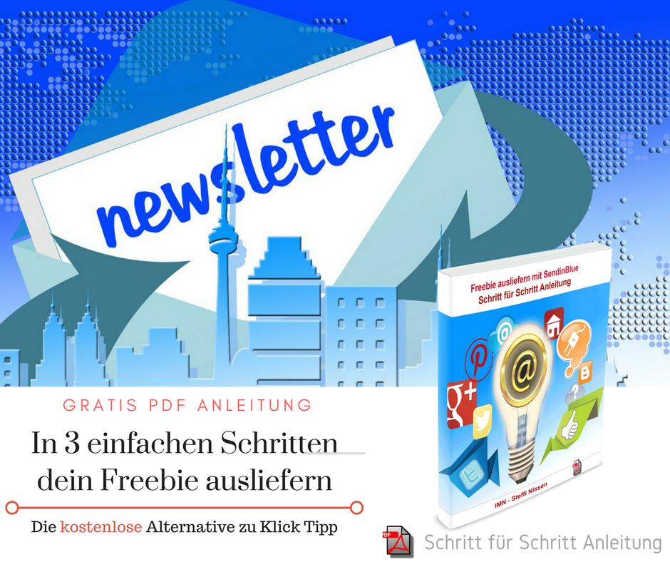 Mit SendinBlue deine E-Mail Liste kostenlos aufbauen