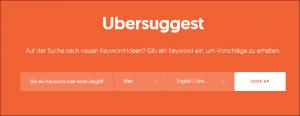 Mit diesem SEO Tool findest du deine richtigen Keywords