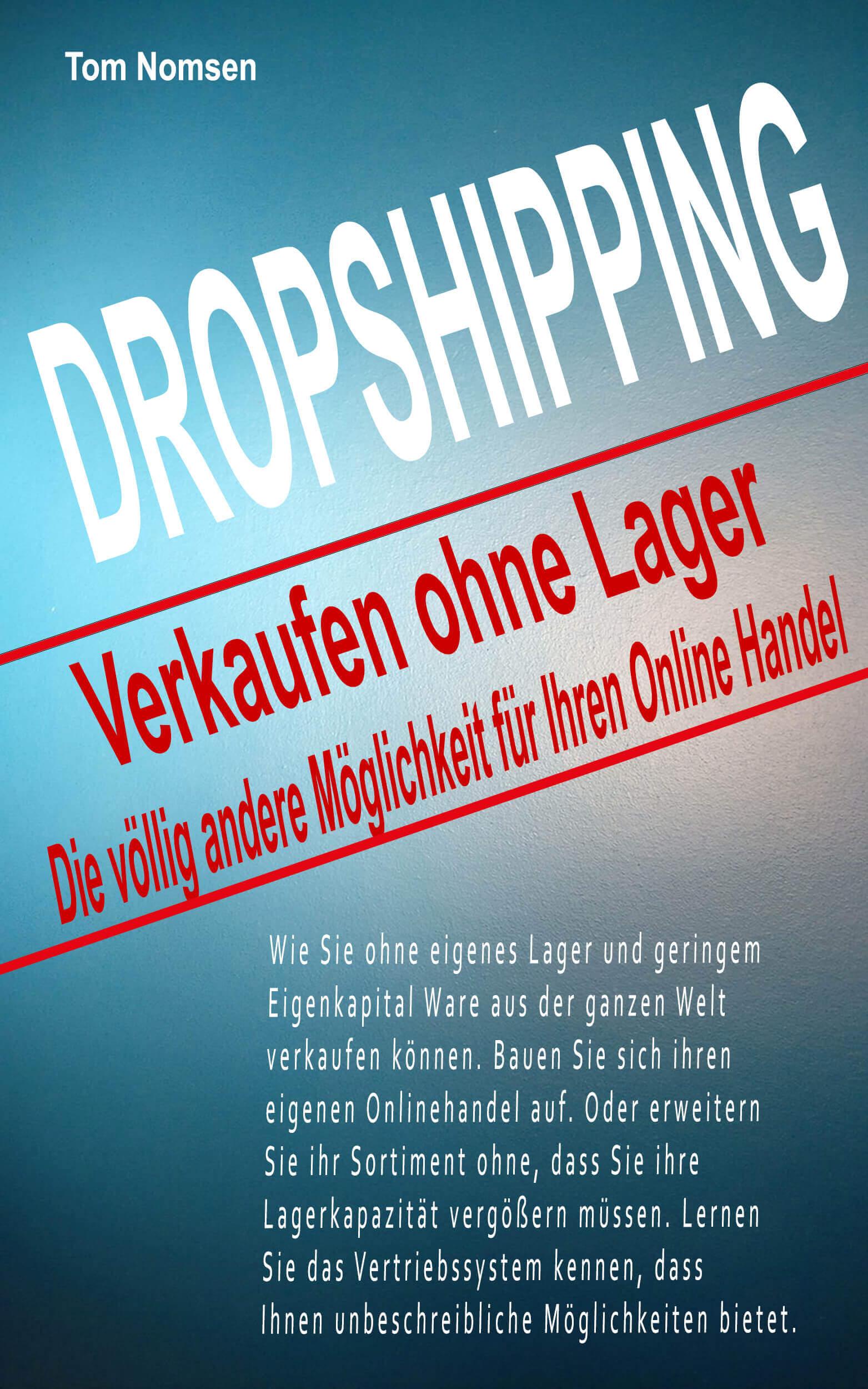 Dropshipping -E-Book